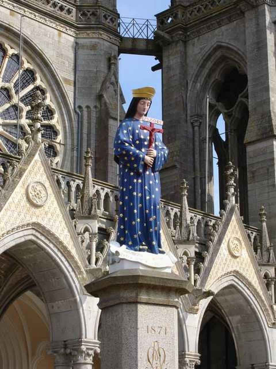 1er juillet 2018 – PELERINAGE A PONTMAIN (Mayenne)