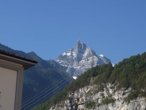 Pèlerinage à l'Abbaye de Saint Maurice (Suisse)