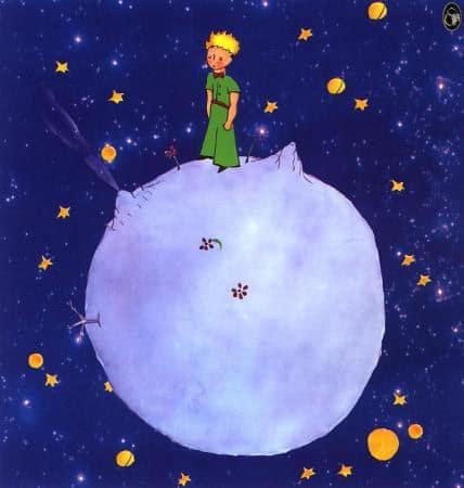 Le petit prince … de St Exupéry