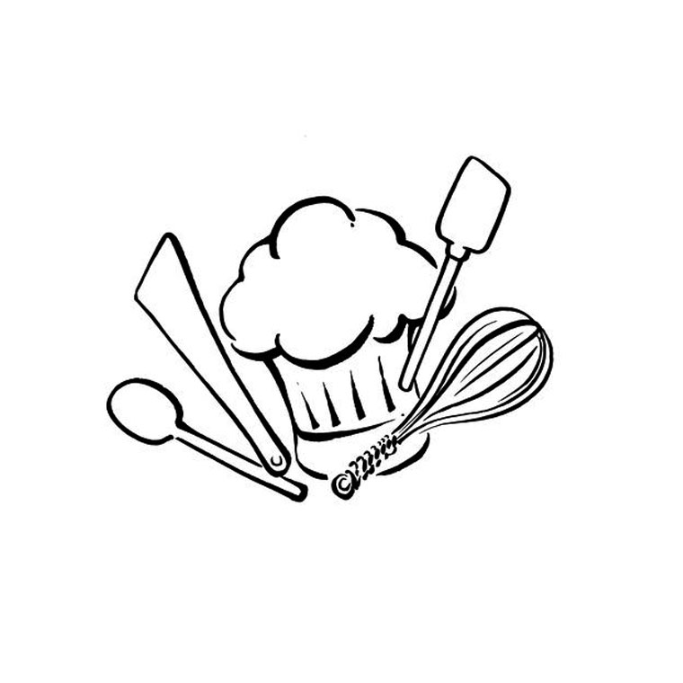 Le g teau des p lerins recette d 39 ir ne les p lerins - Ustensile de cuisine pour enfants ...