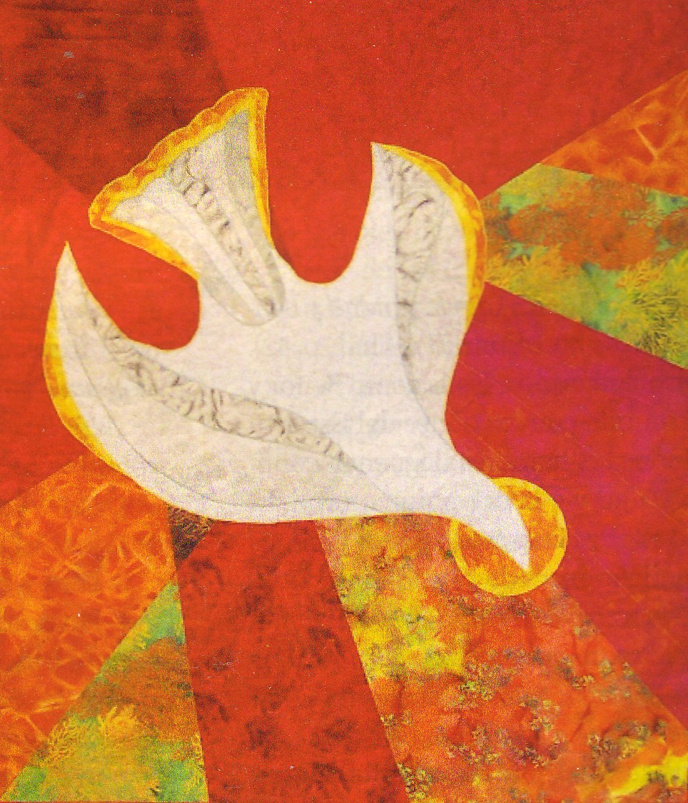 Que l'Esprit de vérité…chant de Corinne Lafitte