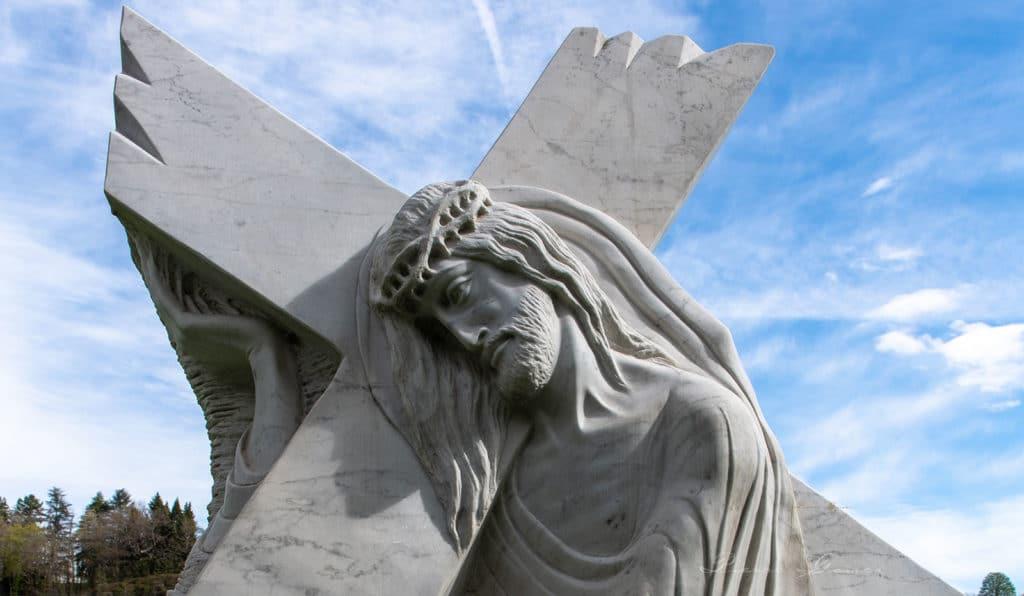 chemin de croix Lourdes
